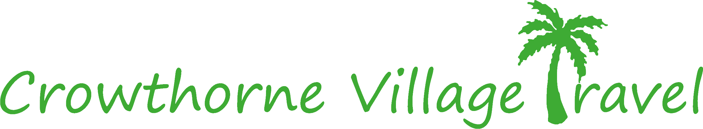 Crowthorne Village Travel Logo